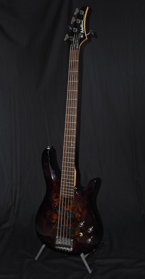 Bass: 5-Saiter