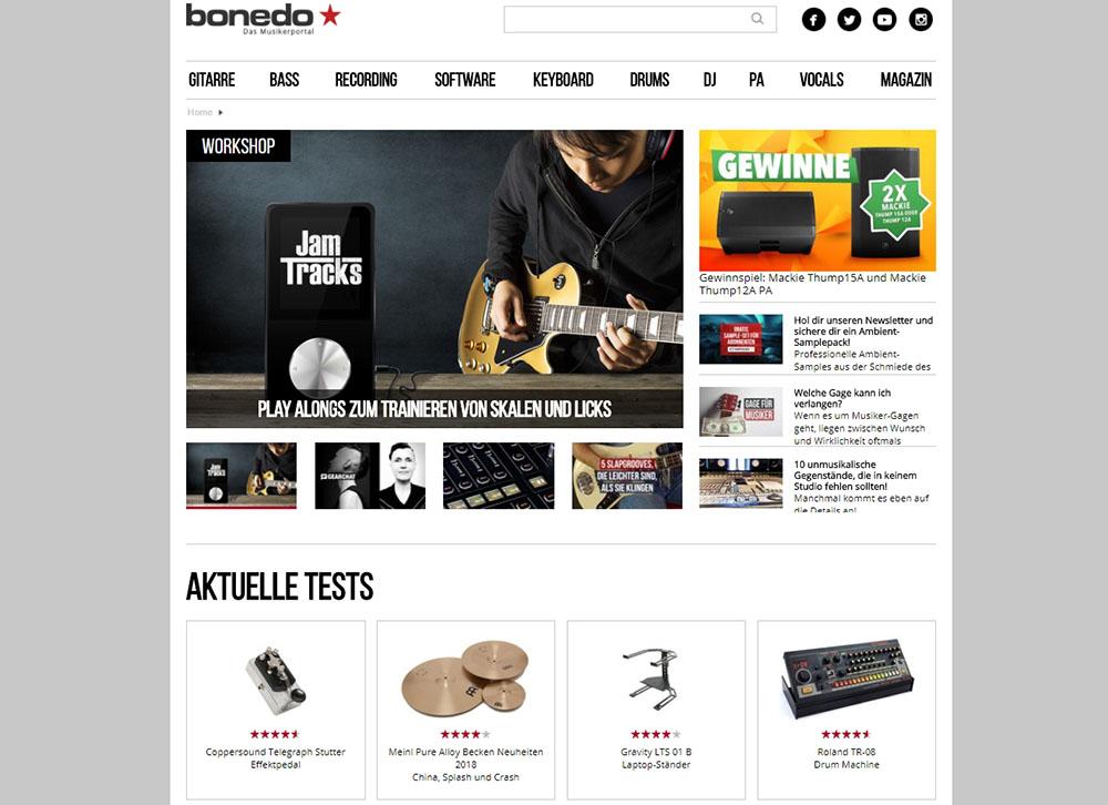 Webtipps und Links für Musiker – nach Kategorien sortiert ... 11e89ce0205